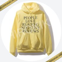 Anti Social Social Club Yelp Yellow Hoodie ASSC Hooded 黄
