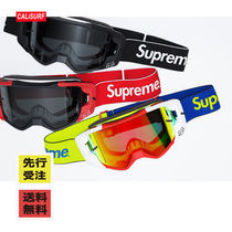 【再入荷】SS18 SUPREME x FOX RACING ゴーグル
