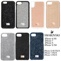 ◆SWAROVSKI◆HIGH/HERO/GLAM ROCK SMARTPHONE iPhone ケース