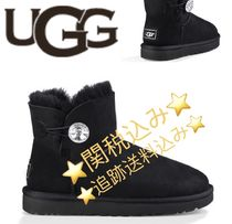 直営店より【UGG】 BAILEY BUTTON BLING II