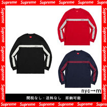 即納国内発送 supreme Panel Stripe Waffle Thermal シュプ