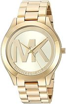 Michael Kors マイケルコースWatches Slim Runway three-hand Wa