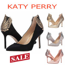 SALE【Katy Perry】The Starlingウィングデザイン美脚パンプス