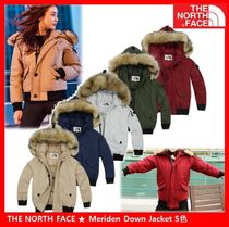 人気【THE NORTH FACE】W 'S MERIDEN DOWN JACKET パーカー☆5色