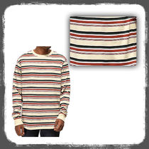 EMPYRE(エンパイア) Tシャツ・カットソー ★日本未入荷★ Empyre Recon Striped Tan Long Sleeve Tシャツ