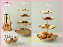 19AW☆最安値保証*関送料込【Anthro】Glam Tiered Serving Stand