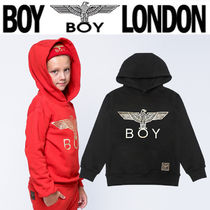 BOY LONDON(ボーイロンドン)☆Kids BASIC EAGLEパーカー2色
