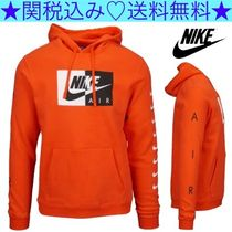 ★NIKE★グラフィックフーディ★限定チームオレンジ★