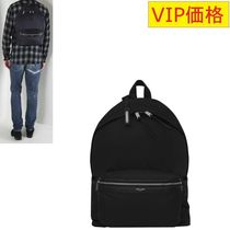 VIP価格!Saint Laurent foldable nylon City backpack ♪