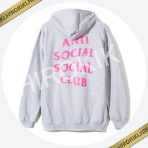 Anti Social Social Club 2 WAYZ Hoodie ASSC Hooded Grey 灰