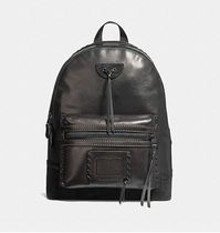 Coach ◆ 36472 Academy backpack with whipstitch