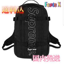 Supreme/2018AW/BackPack/リュックサック/シュプリーム/ブラック