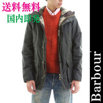 Barbour(バブアー) アウターその他 Barbour HOODED BEDALE SL フード オイルド スリム  SAGE