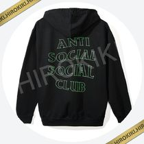 Anti Social Social Club Stingy Black Hoodie ASSC Hooded 黒