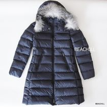 "MONCLER(モンクレール) キッズアウター ≪確保済み国内発送≫MONCLER""ABELLE""NAVY大人も着れる[12A/14A]"