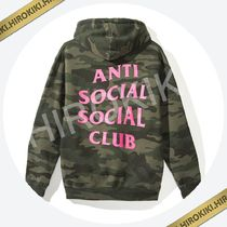Anti Social Social Club Break Me Camo Hoody ASSC Hoodie 迷彩