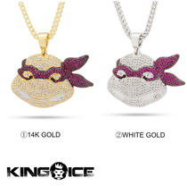 【TMNT x King Ice 】☆新作☆The Raphael Necklace