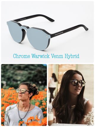Hawkers サングラス HAWKERS/ Chrome One Venm Hybrid