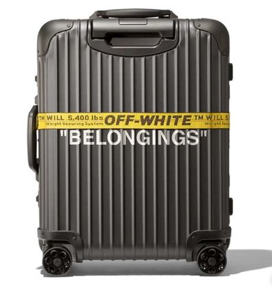 Off-White その他ファッション ★【OFF-WHITE】OFF-WHITE x Rimowa Personal Belonging Case(3)
