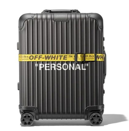 Off-White その他ファッション ★【OFF-WHITE】OFF-WHITE x Rimowa Personal Belonging Case(4)
