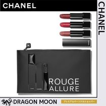 限定☆CHANEL☆ROUGE ALLURE VELVET EXTREME 3本&コスメバッグ付