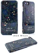 【国内発送】Jack Wills☆Floral Pheasant iPhone 8 case ケース
