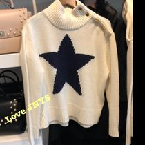 3-5日着☆kate spade☆star turtleneck sweater broome street