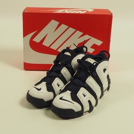 "【NIKE】 AIR MORE UPTEMPO ""OLYMPIC""[RESALE]"