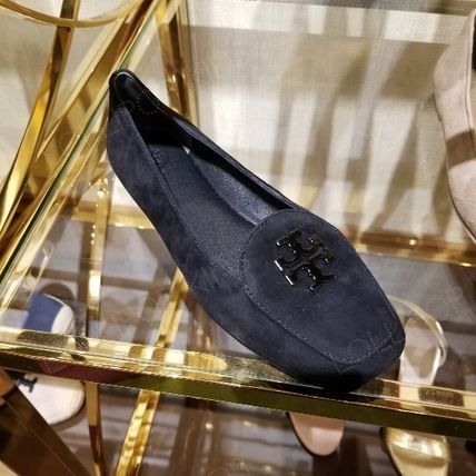 2018AW♪ Tory Burch ★ FITZ LOAFER : スウェード
