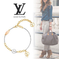 Louis Vuitton(ルイヴィトン) ロゴマニア ブレスレット