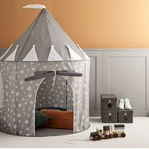 Kid's Concept Play Tent Star  テント グレー
