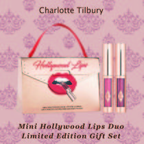 Charlotte Tilbury☆Mini Hollywood Lips Duo Gift Set☆限定版
