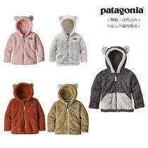 ★大人気・【Patagonia 】パタゴニア・Baby Furry Friends Hoody