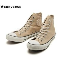 ☆国内正規品 人気color☆CONVERSE ALL STAR SPT HI BEIGE
