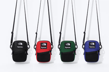 Supreme The North Face Leather Shoulder Bag 2018 Week 9