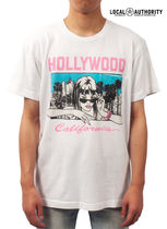 LOCAL AUTHORITY A18SSP06 - COVER GIRL POCKET TEE