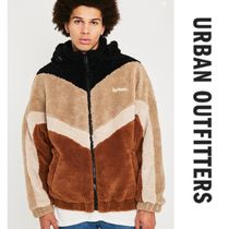 Urban Outfitters(アーバンアウトフィッターズ) アウターその他 【関税込】Urban Outfitters テディフリース パーカージャケット