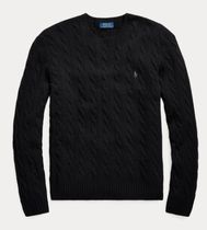 新作!★送料関税込★ 5色 Cable Wool-Cashmere Sweater
