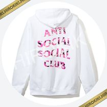 Anti Social Social Club Beverly White Hoodie ASSC Hooded 白