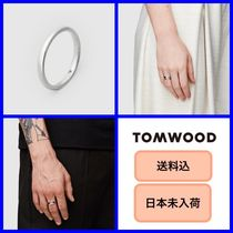 ■日本未入荷・送料込■ Tom Wood Classic Band S Polished Ring