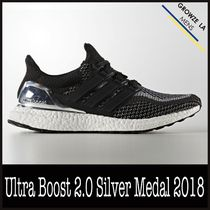 ★【adidas】追跡発送 Ultra Boost 2.0 Silver Medal 2018