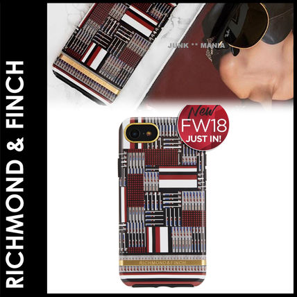 ★3-7日着/追跡&関税込【RICHMOND&FINCH】iPhone/MONTE CARLO