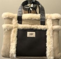 ラスト1点☆UGG(アグ)Mini Grab Bag. Sheepskin Leather Suede