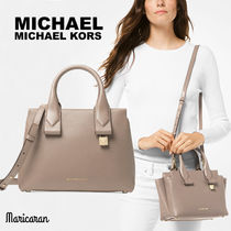 即発送【セール!】Michael Kors* Rollins Small Satchel