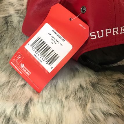 Supreme キャップ 【買付済み】Supreme × The North Faceレザー キャップ(14)