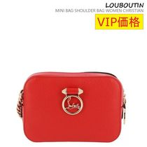 VIP価格!CHRISTIAN LOUBOUTIN 'RUBYLOU' MINI CROSSBODY BAG