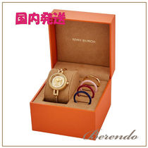 国内発送 Tory Burch The Reva Bangle 腕時計