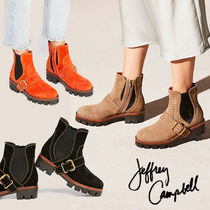 Jeffrey Campbell(ジェフリーキャンベル) ショートブーツ・ブーティ 関税込み☆Jeffrey Campbell☆City Vibes Boot人気3色!