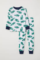 ★H&M KIDSスーパーカーパジャマ