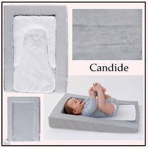 Candide☆Changing Bed gray